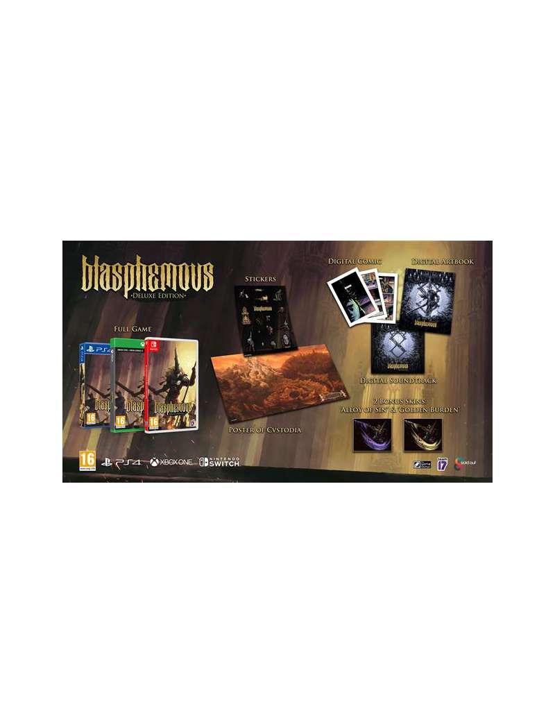 Blasphemous Edycja Deluxe: