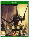 Blasphemous Deluxe Edition Xbox One / XSX