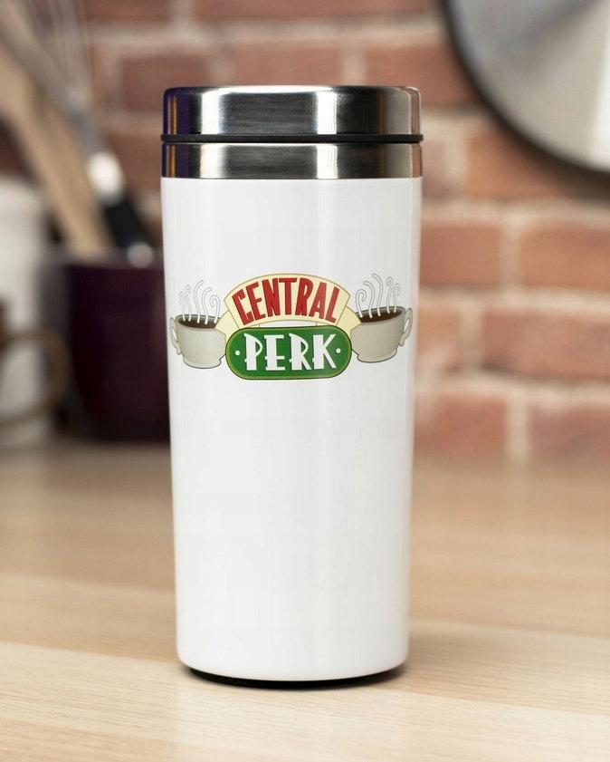 Kubek termiczny Przyjaciele Friends Central Perk