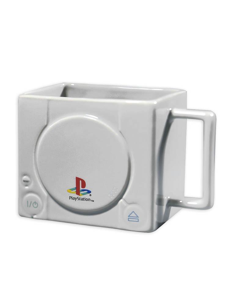 Kubek Playstation Console Kwadratowy