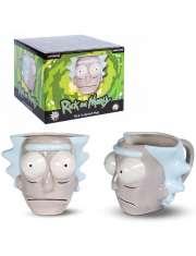 Kubek Rick and Morty - Rick Head 3D-54581