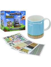 Kubek Minecraft 4 Arkusze Naklejek-54640