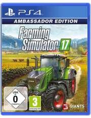 Farming Simulator 17 Ambassador Edition PS4-54801