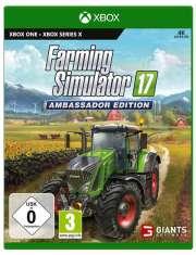 Farming Simulator 17 Ambassador Edition Xbox One-54802