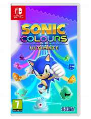 Sonic Colours Ultimate NDSW-54803