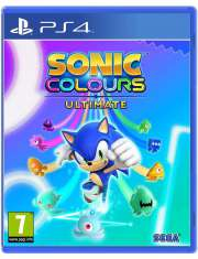 Sonic Colours Ultimate PS4-54809
