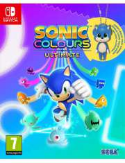 Sonic Colours Ultimate Limited Edition NDSW-54818