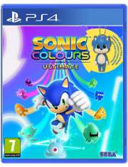 Sonic Colours Ultimate Limited Edition PS4-54825