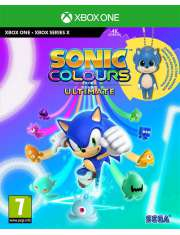 Sonic Colours Ultimate Limited Edition Xbox One-54830