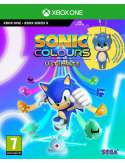 Sonic Colours Ultimate Limited Edition Xbox One