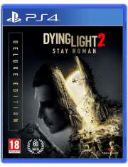 Dying Light 2 Deluxe Edition PS4-54855