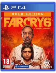Far Cry 6 Gold Edition PS4-54896
