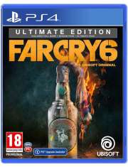 Far Cry 6 Ultimate Edition PS4-54916