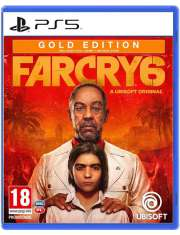 Far Cry 6 Gold Edition PS5-54945