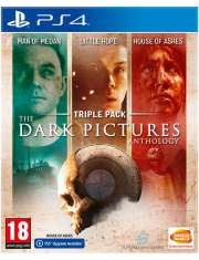 The Dark Pictures: Anthology Limited Edition PS4-54976