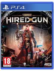 Necromunda: Hired Gun PS4-55037