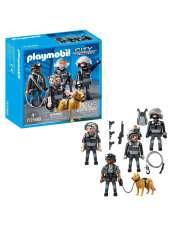 Klocki Playmobil Jednostka Specjal Policji 70588-55281