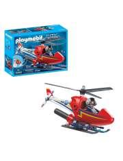Klocki Playmobil Helikopter Strażacki 70492-55285