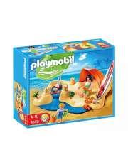 Klocki Playmobil City Life Urlop na Plaży 4149-55296