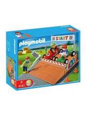 Klocki Playmobil Wyścigi Gokardów 4141-55298