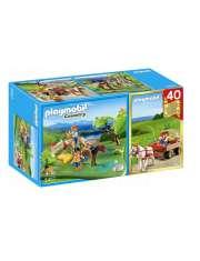 Klocki Playmobil Wybieg dla Kucyków 5457-55300
