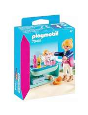 Playmobil Mama z Dzieckiem i Przewijakiem 70418-55316