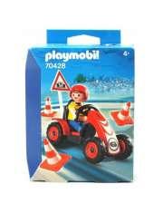 Klocki Playmobil Wyścigi Gokardami Formuła 70428-55322