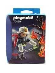 Klocki Playmobil Strażak w Akcji 70429-55324