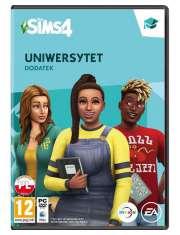 The Sims 4 Uniwersytet PC-55543