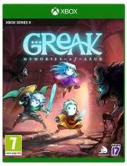 Greak: Memories of Azur XSX-55594