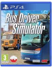 Bus Driver Simulator PS4-55616