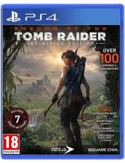Shadow of the Tomb Raider Definitive Edition PS4-55710