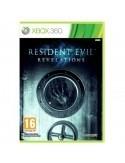 Resident Evil Revelations PL Xbox360