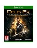 Deus Ex Rozłam Ludzkości Edycja Premierowa Xone