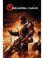 Gears of War Key Art - plakat