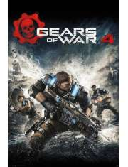 Gears Of War 4 - plakat