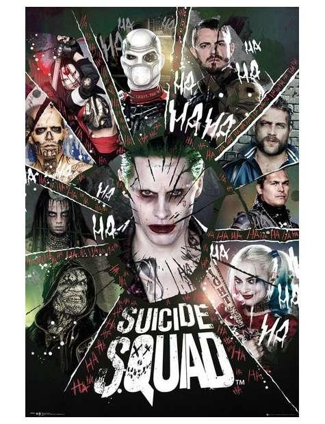 Legion Samobójców - plakat