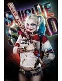 Legion Samobójców Harley Quinn Good Night - plakat