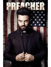 Preacher Jesse - plakat