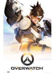 Overwatch Key Art - plakat