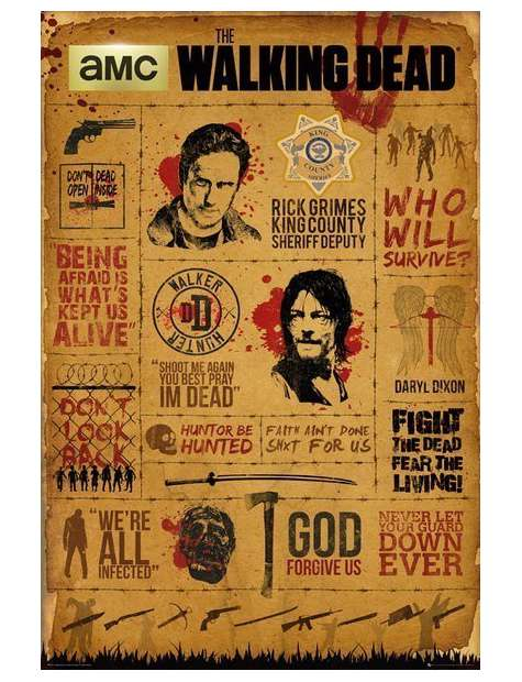 The Walking Dead - plakat