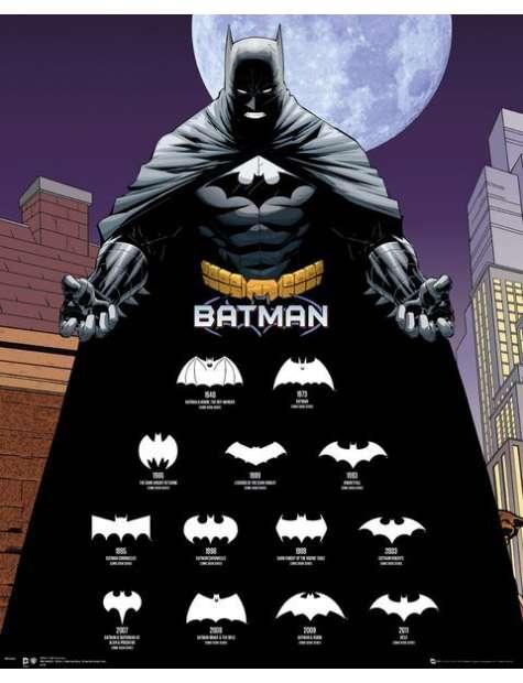 Batman Logo - plakat