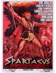 Spartakus - plakat