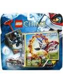 Klocki Lego Chima 70100 Pierścień Ognia