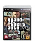 Grand Theft Auto IV PS3