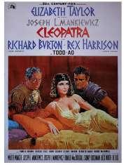 Kleopatra - plakat