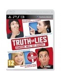 Truth or Lies PS3 Używana