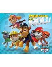 Psi Patrol Być na fali - plakat