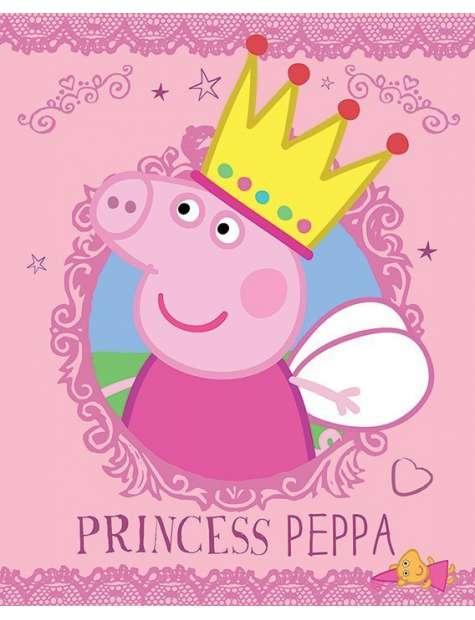 Świnka Peppa Księżniczka - plakat