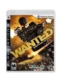 Wanted Weapons of Fate PS3 Uzywana